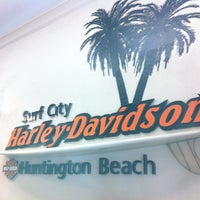 Photo taken at Surf city harley davidson by Sean N. on 6/14/2012