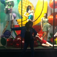 Photo taken at American Apparel by Victoria V. on 8/26/2012