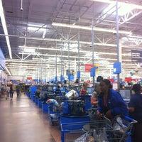 Photo taken at Walmart Supercenter by memo t. on 5/31/2012