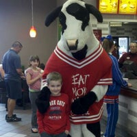 Photo taken at Chick-fil-A by Jeff S. on 3/3/2012