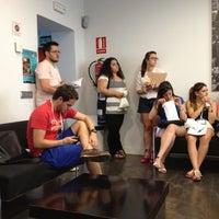 Photo taken at Albergue Juvenil Municipal de Madrid by Miguel d. on 7/13/2012