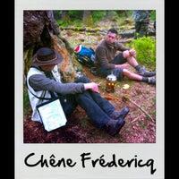 Photo taken at Chêne Frédericq by Jeroen V. on 5/18/2012