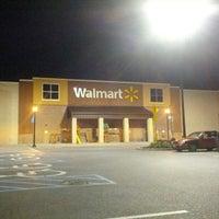 Photo taken at Walmart Supercenter by zeusmannj on 7/21/2012