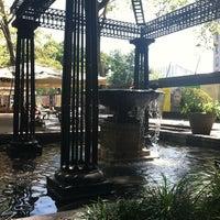 Photo taken at Katharine Hepburn Garden by 서중 김. on 8/28/2012