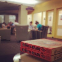 Photo taken at Vernon R Alden Library by Chelsea P. on 9/6/2012