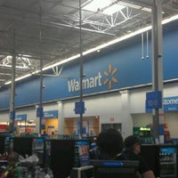 Photo taken at Walmart Supercenter by Angela S. on 7/4/2012