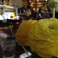 Photo taken at Tartine by Christina H. on 3/18/2012