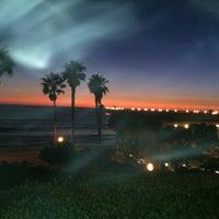 Photo taken at Oceanside Pier by Paul R. on 3/22/2012