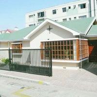 Foto tomada en Iglesia Luterana de La Santa Trinidad en Viña del Mar por Rudy O. el 3/30/2012