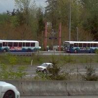 Photo taken at Sound Transit Bus Stop #71335 by Larry C. on 4/25/2012