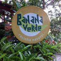 Foto tirada no(a) Banana Verde por João Henrique O. em 3/8/2012