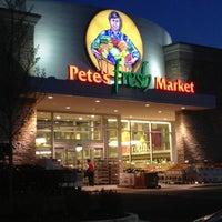 Photo taken at Pete's Fresh Market by Eddy D. on 4/18/2012