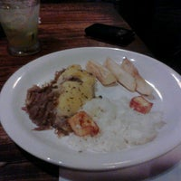 Photo taken at Restaurante Golfinhos by Marcelo V. on 7/18/2012