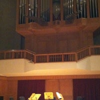 Photo taken at Lamont School Of Music by Michael S. on 2/20/2012