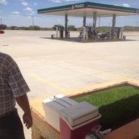 Photo taken at Servicio las Palmas Gasolinera by Miguel Angel A. on 7/22/2012