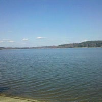 Photo taken at Atwood Lake by Grace S. on 3/19/2012