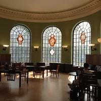 Photo taken at Johns Hopkins University Gilman Hall by Gloria M. on 5/23/2012