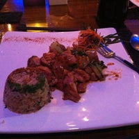 Photo taken at Syn Asian Bar & Grill by Prakash D. on 8/29/2012
