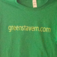 Photo taken at Green's Tavern by Sped H. on 3/26/2012