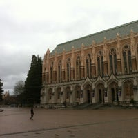 Photo taken at University of Washington by Donghun H. on 2/18/2012