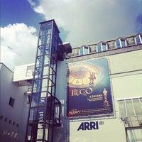 Photo taken at Arri Film & TV Services / Rental Deutschland by Matthias S. on 5/23/2012