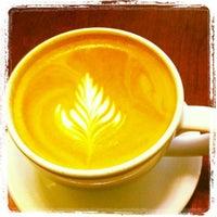 Photo taken at Big Dog Coffee by Michael K. on 7/28/2012