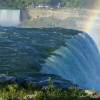 Photo taken at Niagara Falls (American Side) by Danielle R. on 9/10/2012
