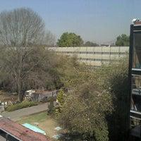 Photo taken at ESIME Zacatenco by Rodrigo C. on 2/3/2012