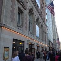 5/14/2012 tarihinde Drew P.ziyaretçi tarafından Symphony Center (Chicago Symphony Orchestra)'de çekilen fotoğraf