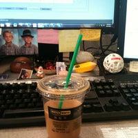 Photo taken at Starbucks by Tiffany H. on 5/11/2012