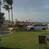Photo taken at Barraca Gran Royal by Jamille C. on 3/24/2012