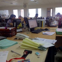 Photo taken at Astra Motor HSO NTB by Heru I. on 6/6/2012