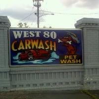 Photo taken at West 80 Car Wash by Amy E. F. on 7/17/2012