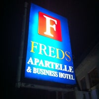 Photo taken at Fred's Apartelle by Vergel D. on 3/3/2012