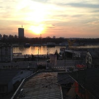 Photo taken at Velike stepenice by tzaYah on 3/18/2012