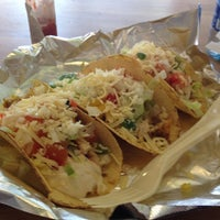 Photo taken at Burritos & Blues by Vicki W. on 5/14/2012