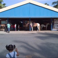 Photo taken at Feria Ganadera by Kristin S. on 7/26/2012