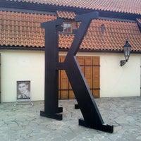 Foto tomada en Franz Kafka Museum por Jean-Francois H. el 8/10/2012