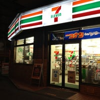 Photo taken at 7-Eleven by MAYUKI on 4/8/2012