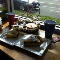 Photo taken at Pacific Pie Company by SONG M. on 4/30/2012