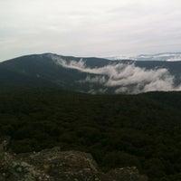 Photo taken at Gravel Springs Gap by Tim C. on 8/19/2012