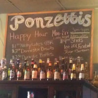 Photo taken at Ponzetti's Pizza by John D. on 6/24/2012