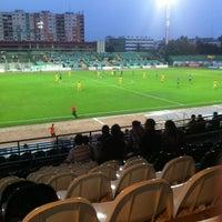 Photo taken at Rohonci úti stadion by Ramon H. on 9/5/2012
