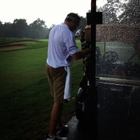 Photo taken at Blue Heron Pines Golf Club by Mike C. on 7/28/2012