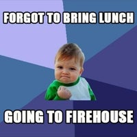 Photo taken at Firehouse Subs by Jesus O. on 4/3/2012