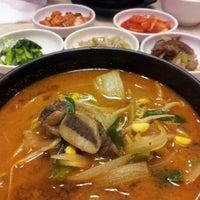 Photo taken at Chodang Restaurant by nai n. on 4/3/2012