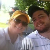 Photo taken at Boone Links Golf Course by Rachel G. on 6/24/2012