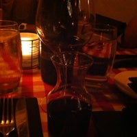 Photo taken at Buca's Tuscan Roadhouse by Mihaila G. on 8/1/2012