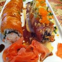 Снимок сделан в Hana Japanese Restaurant пользователем Amanda S. 5/10/2012