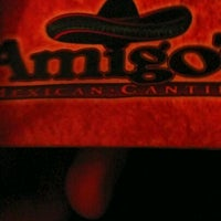 Photo taken at Amigos Mexican Cantina by Michael B. on 8/5/2012